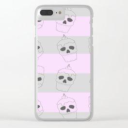 Skullcake Clear iPhone Case