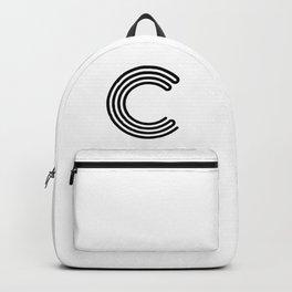 Letter C Backpack