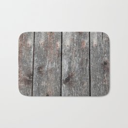 Wood 2 Bath Mat