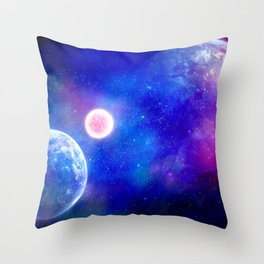 Infinitum Throw Pillow