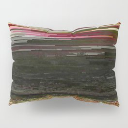 LOST SUMMER - Glitch Art Iphone Case Pillow Sham