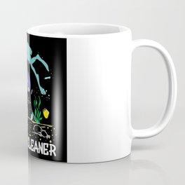 Ocean Cleaner Protection Coffee Mug