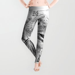 This Trout Means Business Leggings
