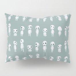 Ghibli Spirits - Kodama Mononoke pattern Pillow Sham