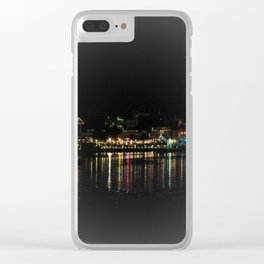 Somewhere In Florida Clear iPhone Case
