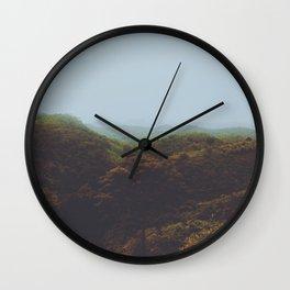 Dense Jungles  Wall Clock