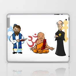 Religious Icons Laptop & iPad Skin