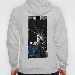 Doctor Who - 12th an his guitar Hoody