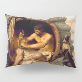 Jean-Léon Gérôme Diogenes - Philosophy Pillow Sham