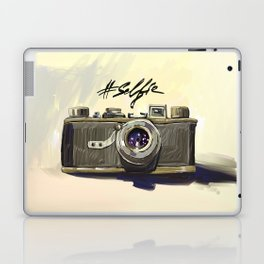 Selfie Laptop & iPad Skin