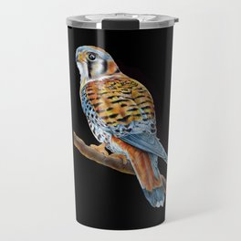 American Kestrel Travel Mug
