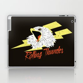 Screaming Eagle (Rolling Thunder) Laptop & iPad Skin