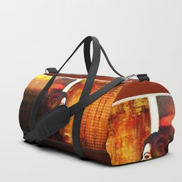 Away From The Sunset Duffle Bag