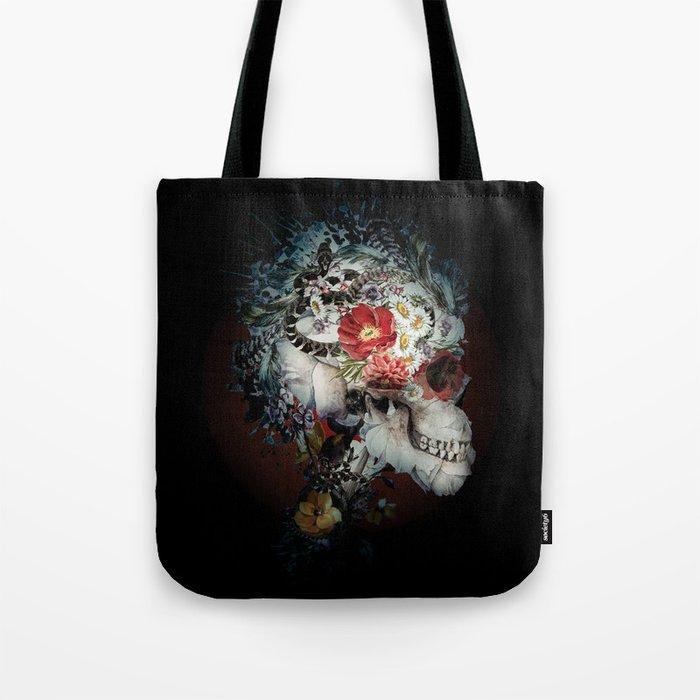 Skull I Black Series Tote Bag