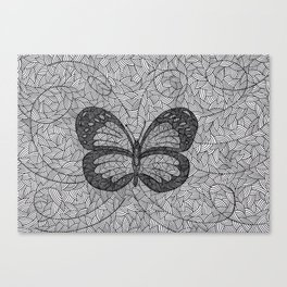 BUTTERFLY3.1 Canvas Print