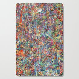 Acid Rain Cutting Board