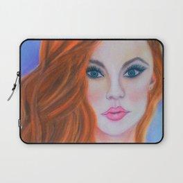Glamorous Redhead Jessica Rabbit Laptop Sleeve