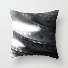 Negatives 2 Throw Pillow