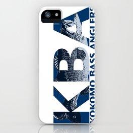 KBA iPhone Case