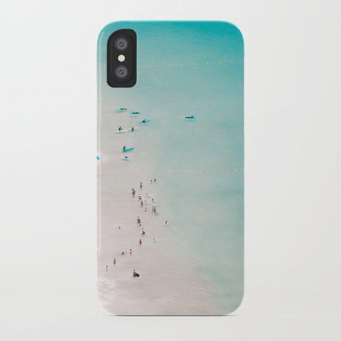 beach - summer love II iPhone Case