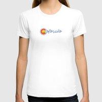 colorado T-shirts featuring Colorado by emscrazy8
