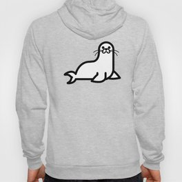 Happy Seal Lion Hoody