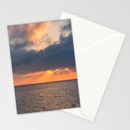 Laguna Madre Sunset 2 Stationery Cards