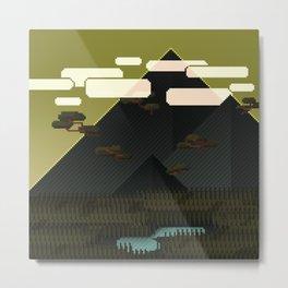 Monolithic Metal Print