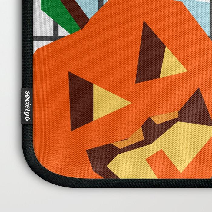 Happy Halloween Pumpkins Laptop Sleeve