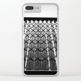 Eurpoean Architecture Clear iPhone Case