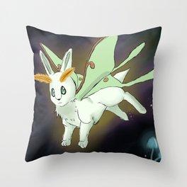 Saturniidae Throw Pillow