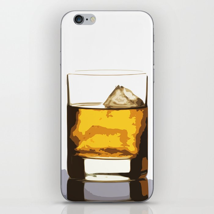 Old Scotch Whiskey iPhone Skin