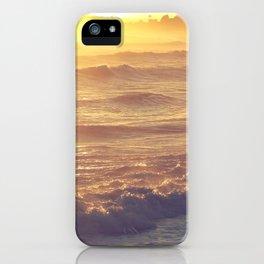 Warm Sunrise iPhone Case