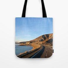 Road to Bariloche Tote Bag
