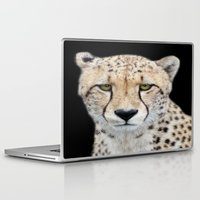 cheetah Laptop & iPad Skins featuring Cheetah by Lynn Bolt