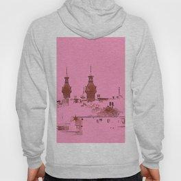 University of Tampa -- Pink Hoody