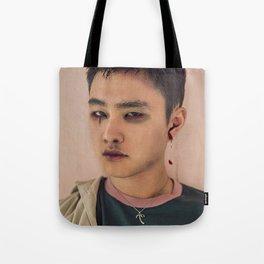 Busted Kyungsoo Tote Bag