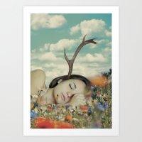 Dream of Joy Art Print