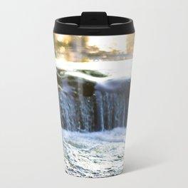 Chasing Waterfalls Travel Mug