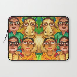 Just another Indian Family Laptop Sleeve
