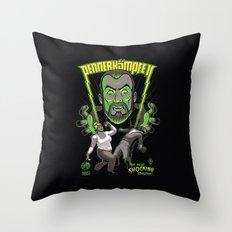 PennerKampfeII Throw Pillow