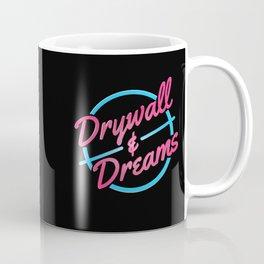 Drywall & Dreams Coffee Mug