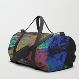 Abstract 123 Duffle Bag