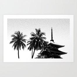 Tropical Darkroom #273 Art Print