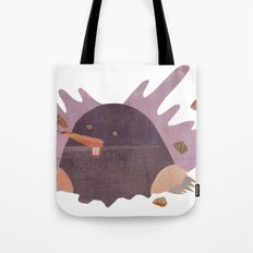 The mole Tote Bag