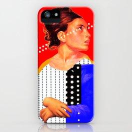Gioconda (?) iPhone Case