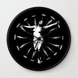 crux Wall Clock