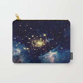 Nebula & Stars Carry-All Pouch