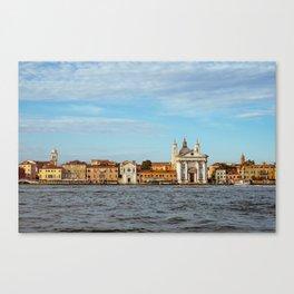 Venice IX Canvas Print