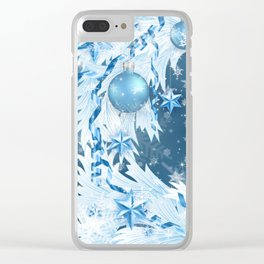 Christmas decoration Clear iPhone Case